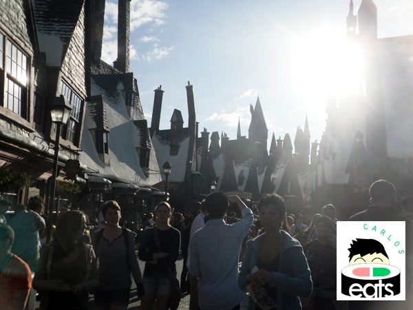 Universal Studios Orlando: Wizarding World of Harry Potter &#8211; Three Broomsticks restaurant